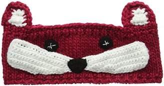 Fat Face Girl's Fox Headband Hat