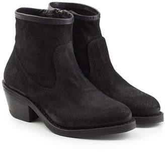 Fiorentini+Baker Reda Suede Ankle Boots