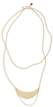 Women's Shashi Fiona Multistrand Necklace $80 thestylecure.com