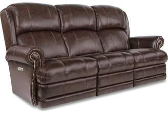 La-Z-Boy Kirkwood Leather Reclining Sofa