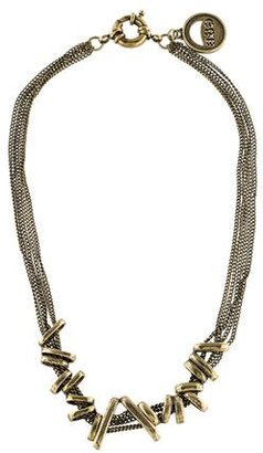 Giles & Brother Multistrand Necklace $125 thestylecure.com
