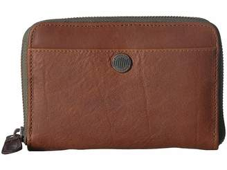Pendleton Leather Zip Wallet