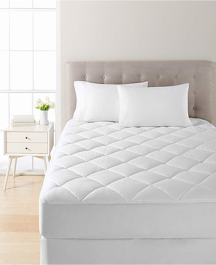 Martha Stewart Collection Dream Science Waterproof California King Mattress Pad by Martha Stewart Collection, Created for Macy's Bedding