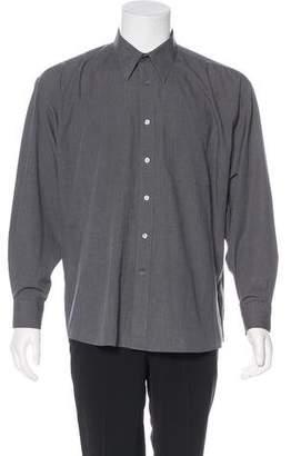 Balmain Woven Dress Shirt