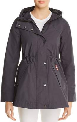 Hunter Cotton Smock Raincoat