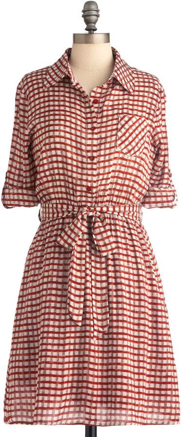 Cookbook Collector Dress