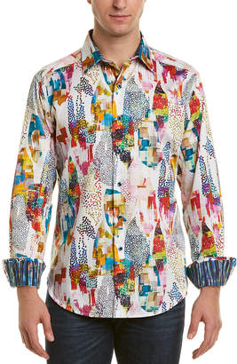 Robert Graham Classic Fit Avian Woven Shirt