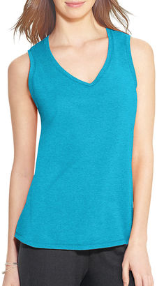 Champion Jersey V-Neck Tank Top $7.99 thestylecure.com