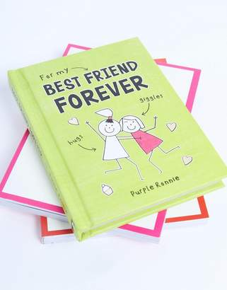 Books For My Best Friend Forever Book