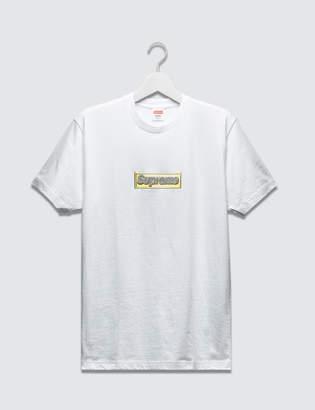 Supreme 2013 Bling Box Logo T-Shirt