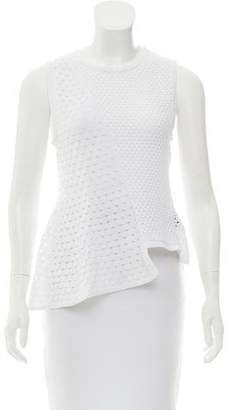 Timo Weiland Sleeveless Open-Knit Top