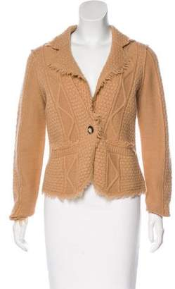 Tory Burch Wool Knit Cardigan