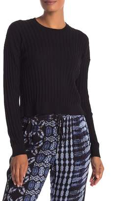 BCBGeneration Ribbed Pullover Sweater