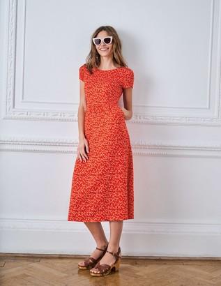 Boden Nicola Jersey Midi Dress