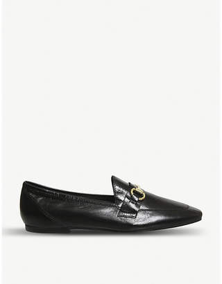 Office Destiny leather loafers
