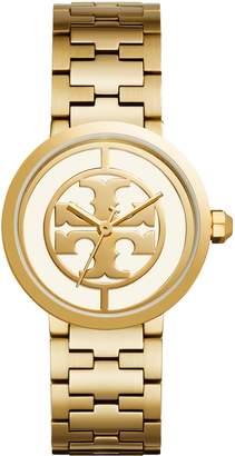 Tory Burch Reva Logo Dial Bracelet Watch, 36mm