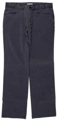 Versace Straight-Leg Casual Pants