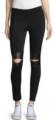 Supply & Demand Cutout Front Leggings