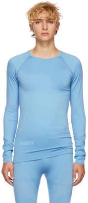 Asics Kiko Kostadinov Blue Edition Seamless Kiko T-Shirt