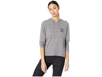 RVCA Mirror Fleece Long Sleeve Pullover