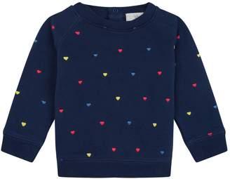 Stella McCartney Heart Sweatshirt