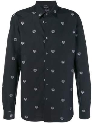 Just Cavalli Tiger print shirt