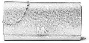 MICHAEL Michael Kors Leather Convertible Clutch