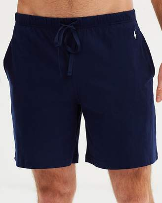 Polo Ralph Lauren Cotton Sleep PJ Shorts
