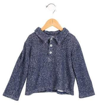 Rachel Riley Girls' Long Sleeve Knit Top $45 thestylecure.com