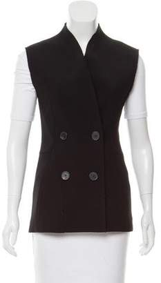 Tome Double-Faced Virgin Wool Vest w/ Tags