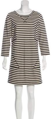 Marc by Marc Jacobs Long Sleeve Mini Dress