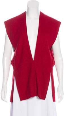 Sharon Wauchob Sleeveless Wool Knit Top