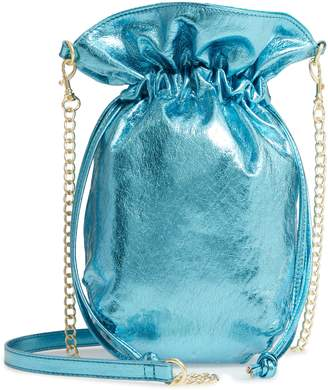 Leith Mini Slouch Drawstring Bag