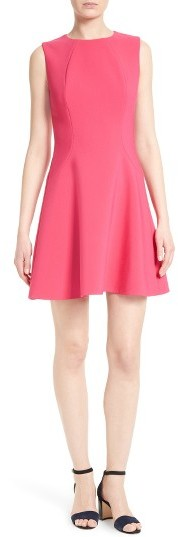Women's Kate Spade New York Stretch Crepe Flip Dress