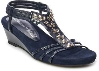 Croft & Barrow Studio Women's Wedge Sandals