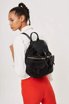Topshop Nylon Backpack