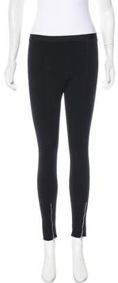 Helmut Lang High-Rise Skinny Leggings