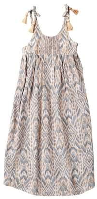 Jessica Simpson Pattern Tassel Dress (Little Girls)