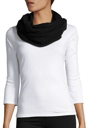 Lord & Taylor Cashmere Infinity Loop Scarf $118 thestylecure.com