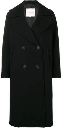 MACKINTOSH 0001 oversized double breasted coat