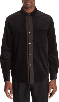 TOMORROWLAND Corduroy Shirt