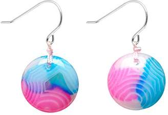 Lola Rose Geotopia Disc Candy Floss Mont Ag Earrings