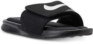 Nike Men's Ultra Comfort Slide Sandals from Finish Line
