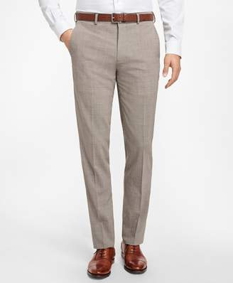 Brooks Brothers Regent Fit BrooksCool Houndstooth Trousers