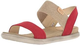 Ecco Women's Women's Damara Ankle Gladiator Sandal
