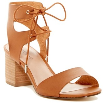 Call It Spring Edaliwia Block Heel Sandal $49.99 thestylecure.com