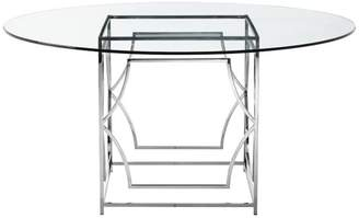 Pangea Home Edward Round Dining Table