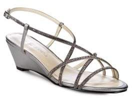 Caparros Leighton Wedge Strappy Sandals