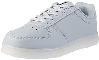 Wize & Ope Unisex Adult LED Low top Grey Size: 5.5 UK