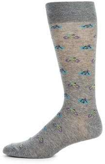 Saks Fifth Avenue Bicycle Socks